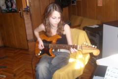 Iva Simeonova kitara